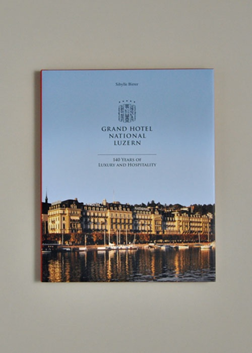 Grand Hotel National Luzern, englisch