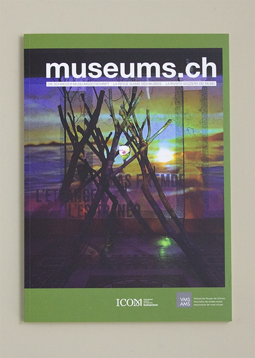 museums.ch 12/2017 Das Fremde – L'étranger – L'estraneo – Otherness