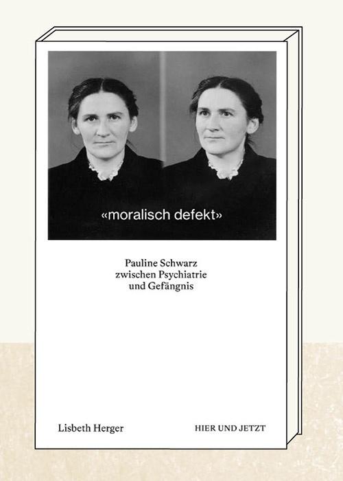 """""""moralisch defekt"""" Cover"""