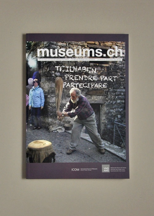 museums.ch 8/2013